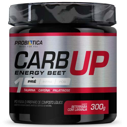 Carb Up Energy Beet