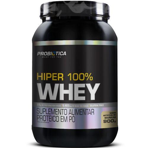 Hiper 100% Whey  900 G