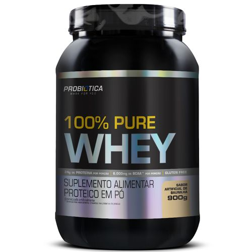 100% PURE WHEY  900 g