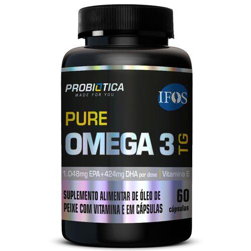 Pure Ômega  3 Tg  60 Caps