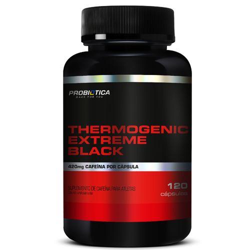Thermogenic Extreme Black 120 Caps