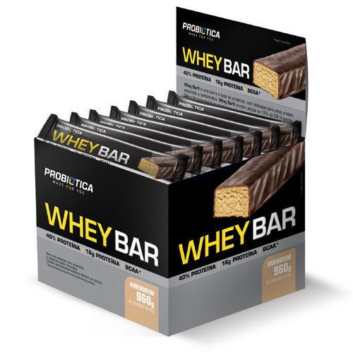 Whey Bar  24 Un