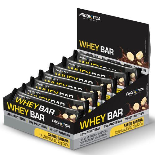 Whey  Bar 12 Un