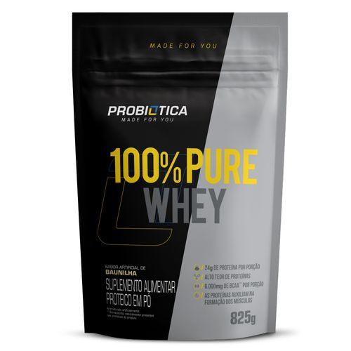 100% Pure Whey Refil 825G