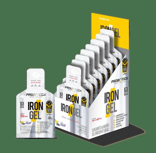 Iron Gel 10 Sachês